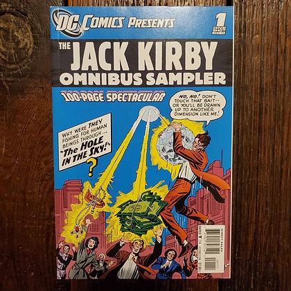THE JACK KIRBY OMNIBUS SAMPLER - Comic Book