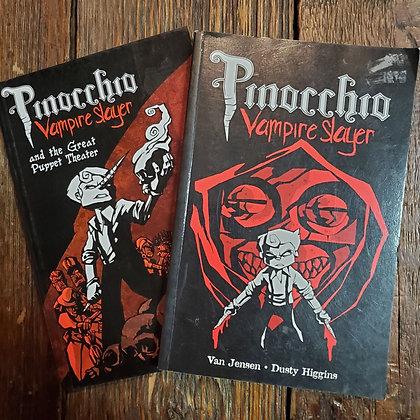 PINOCCHIO, VAMPIRE SLAYER 2 pack
