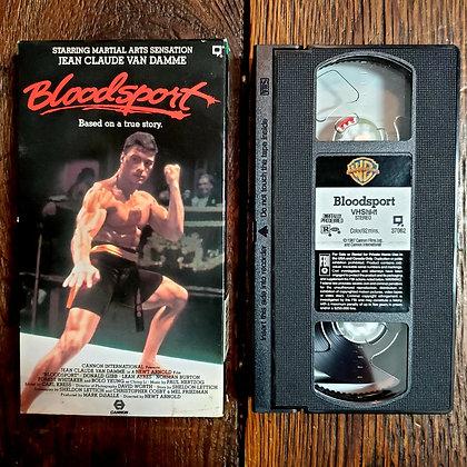 BLOODSPORT - VHS