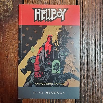 HELLBOY : Conqueror Worm - Graphic Novel