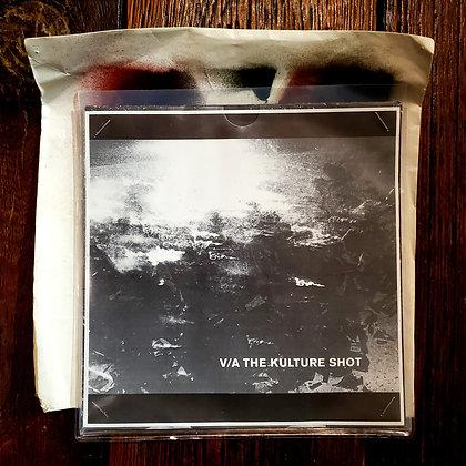 "V/A THE KULTURE SHOT - Clear Green 7"" Vinyl"