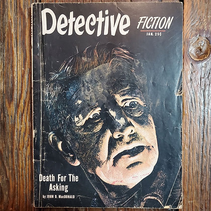 DETECTIVE FICTION - January 1951