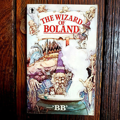BB : THE WIZARD OF BOLAND - 1983 Paperback