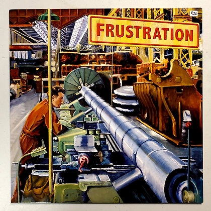 FRUSTRATION : Full of Sorrow - Vinyl LP