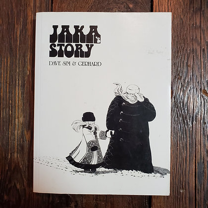 JAKA'S STORY Graphic Novel - Cerebus Vol.5