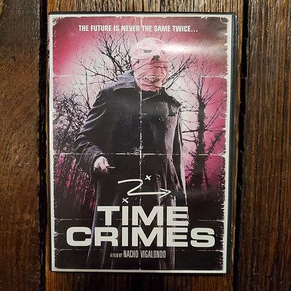 TIME CRIMES - DVD