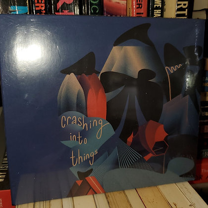 CRASHING INTO THINGS - Smaller than Death CD