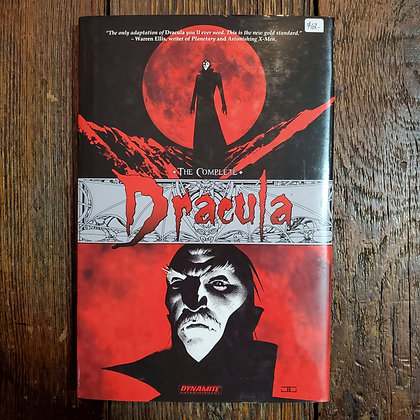 The Complete DRACULA - Hardcover Graphic Novel