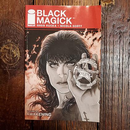 BLACK MAGICK - Graphic Novel #1