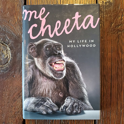 Lever, James : Me Cheeta: The Autobiography  - Hardcover Book