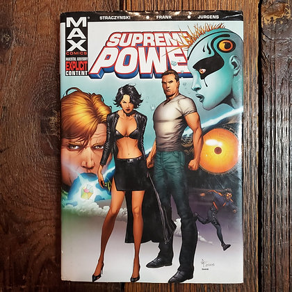 SUPREME POWER VOL.2 Hardcover