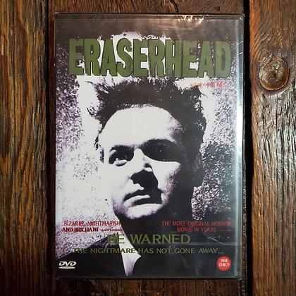 ERASERHEAD - Sealed Korean DVD