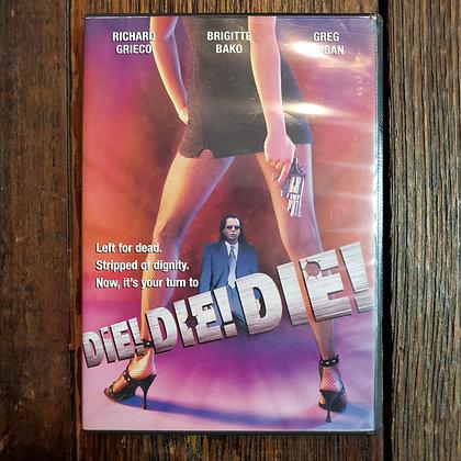 DIE! DIE! DIE! DVD!