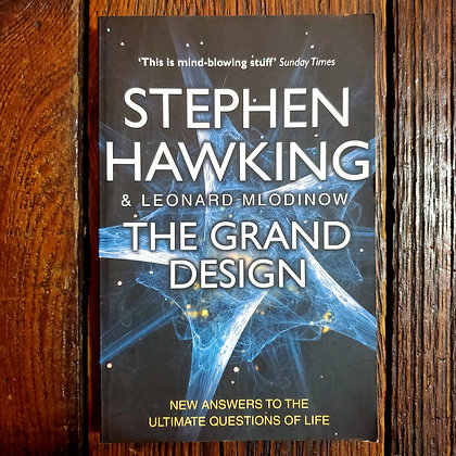 Hawking, Stephen : THE GRAND DESIGN - Softcover Book