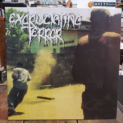 EXCRUCIATING TERROR : Divided - NEW! Vinyl LP