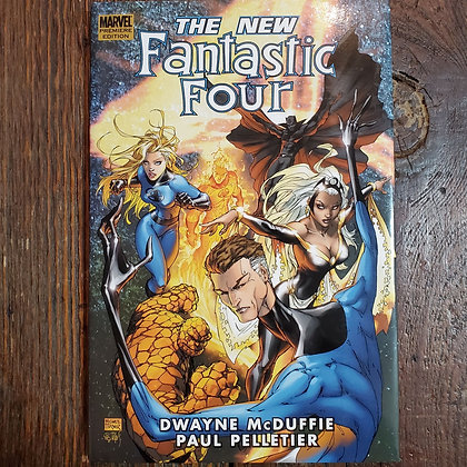 FANTASTIC FOUR The New Fantastic Four - Hardcover Graphic Novel