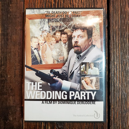 THE WEDDING PARTY DVD