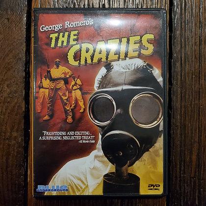 THE CRAZIES - Blue Underground DVD