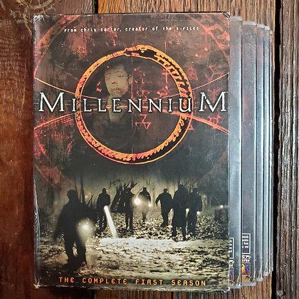 MILLENNIUM 1st Season - 6 DVD set (Chris Carter/ X-Files)