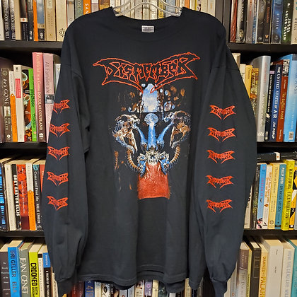 DISMEMBER : Like An Ever Flowing Stream - XL Longsleeve Shirt