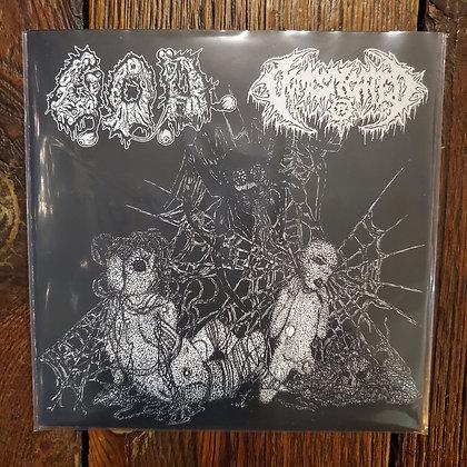 "DOMESTICATED // G.O.D. - Split 7"" Record"