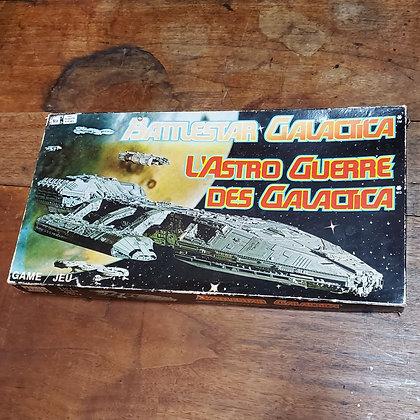 BATTLESTAR GALACTICA 1978 Board Game