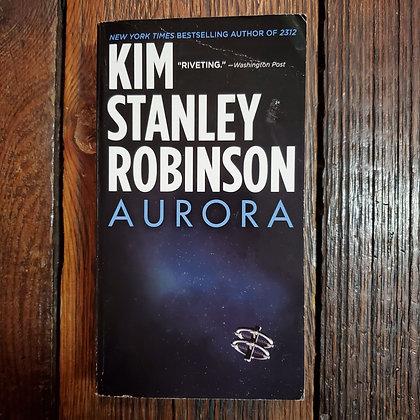 Robinson, Kim Stanley : AURORA - Paperback