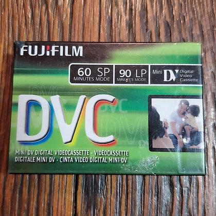Sealed MINI DV Videocassette DVM60
