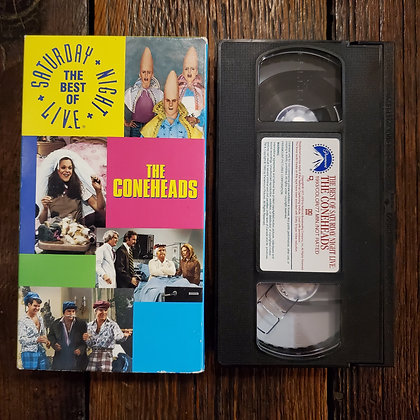 Best of SNL : THE CONEHEADS - VHS