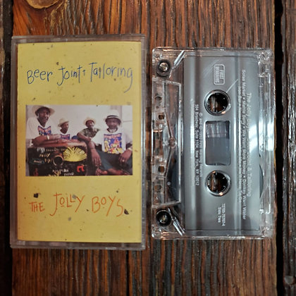 THE JOLLY BOYS : Beer Joint + Tailoring - 1992 Tape
