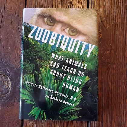 ZOOBIQUITY - Hardcover Book