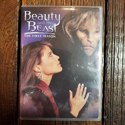 BEAUTY AND THE BEAST : The First Season - 6 DVD Set