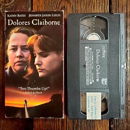 DOLORES CLAIBORNE - VHS