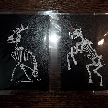 "WALDEINSAMKVLT ""Wild & Ride"" Local Art Print 2 Pack"