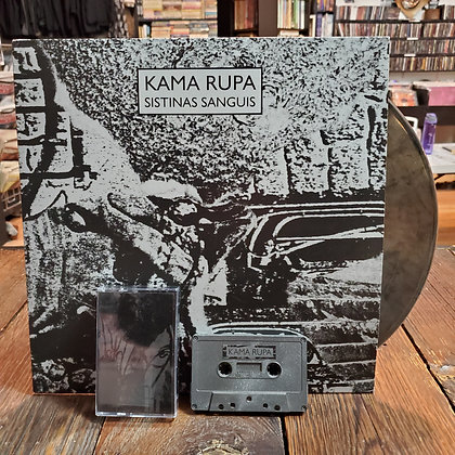 KAMA RUPA - Sistinas Sanguis (LTD.58 Copies)