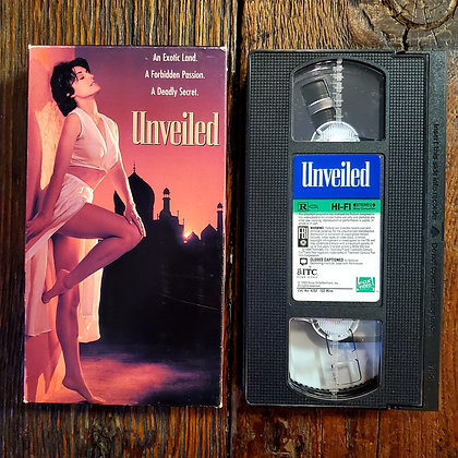 UNVEILED - Rare VHS