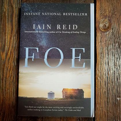 Reid, Iain : FOE - Softcover Book