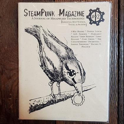 Rare - SteamPunk Magazine #2