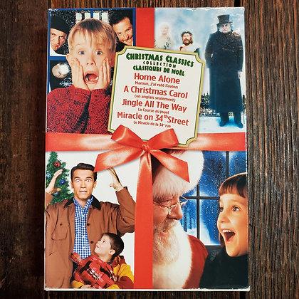 Christmas Classics Collection 4 DVD set