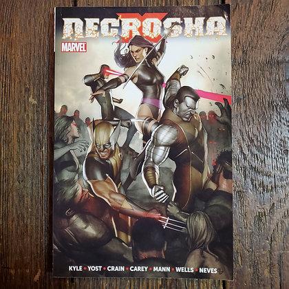 NECROSHA X Graphic Novel
