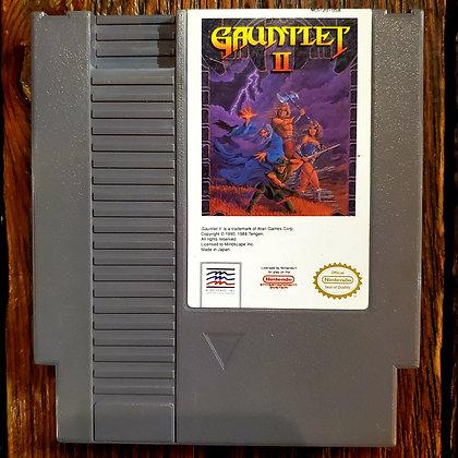 GAUNTLET II - NES Game