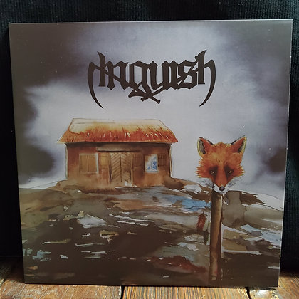 ANGUISH : Through The Archdemon's Head - Vinyl 2 x LP