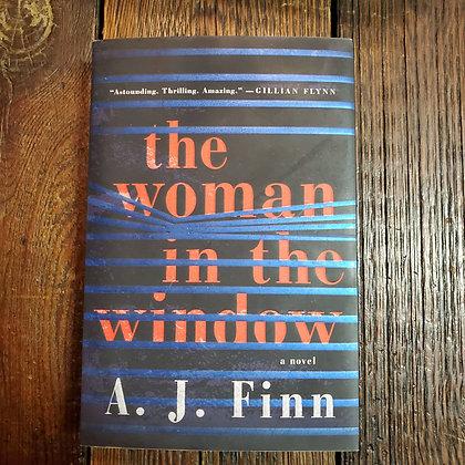 Finn, A.J. - THE WOMAN IN THE WINDOW