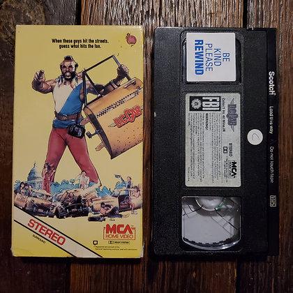 DC CAB - Rare VHS