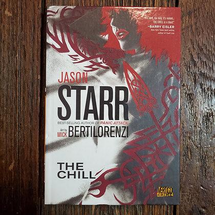 THE CHILL Starr Bertilorenzi VERTIGO CRIME Harcover Graphic Novel