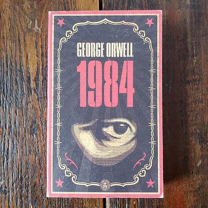 Orwell, George : 1984 - Paperback Book