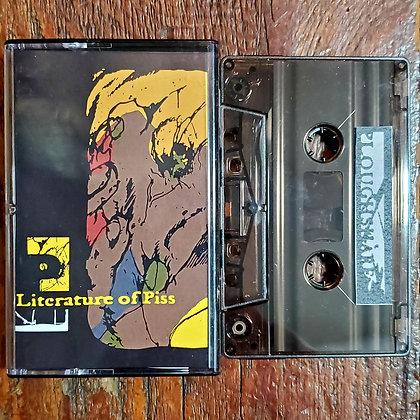 PLOUGHSHARE : Literature of Piss - Cassette Tape