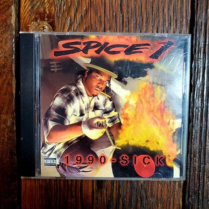 SPICE 1 : 1990-Sick - CD