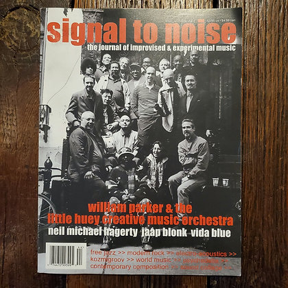 SIGNAL TO NOISE issue 32 / winter 2004 Magazine