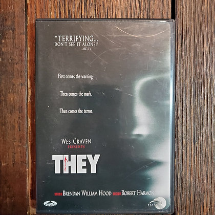 THEY DVD